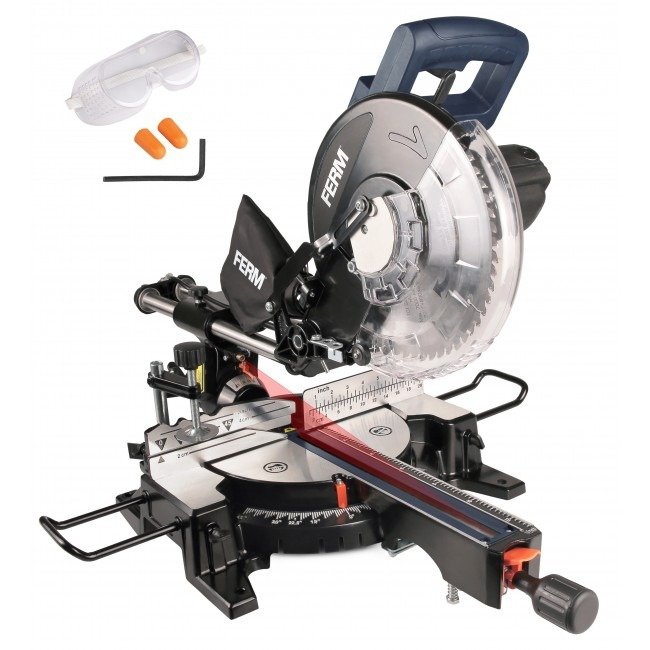 Radial Mitre Saw
